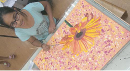 Clement Art School Comprehensive Class - Advanced level